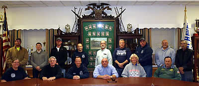Fire Department Executive Board