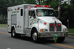 1385 – 2002 Freightliner Air / Rescue Truck
